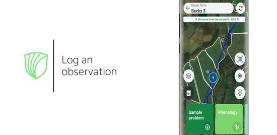 Log an observation on Protector scouting app video tutorial