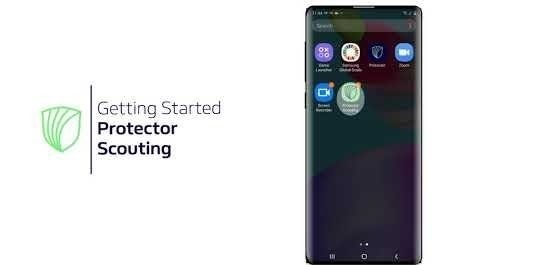 Get started with Protector scouting app video tutorial